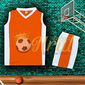 Turuncu Basketbol Forması