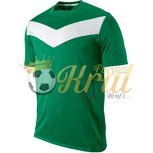 Victory Yeşil Beyaz Halı Saha Forma + Şort