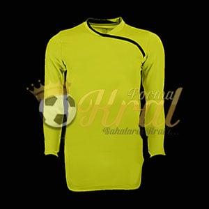 Sarı Kaleci Forması