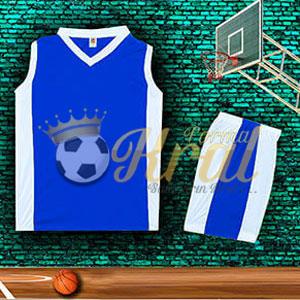 Lacivert Basketbol Forması