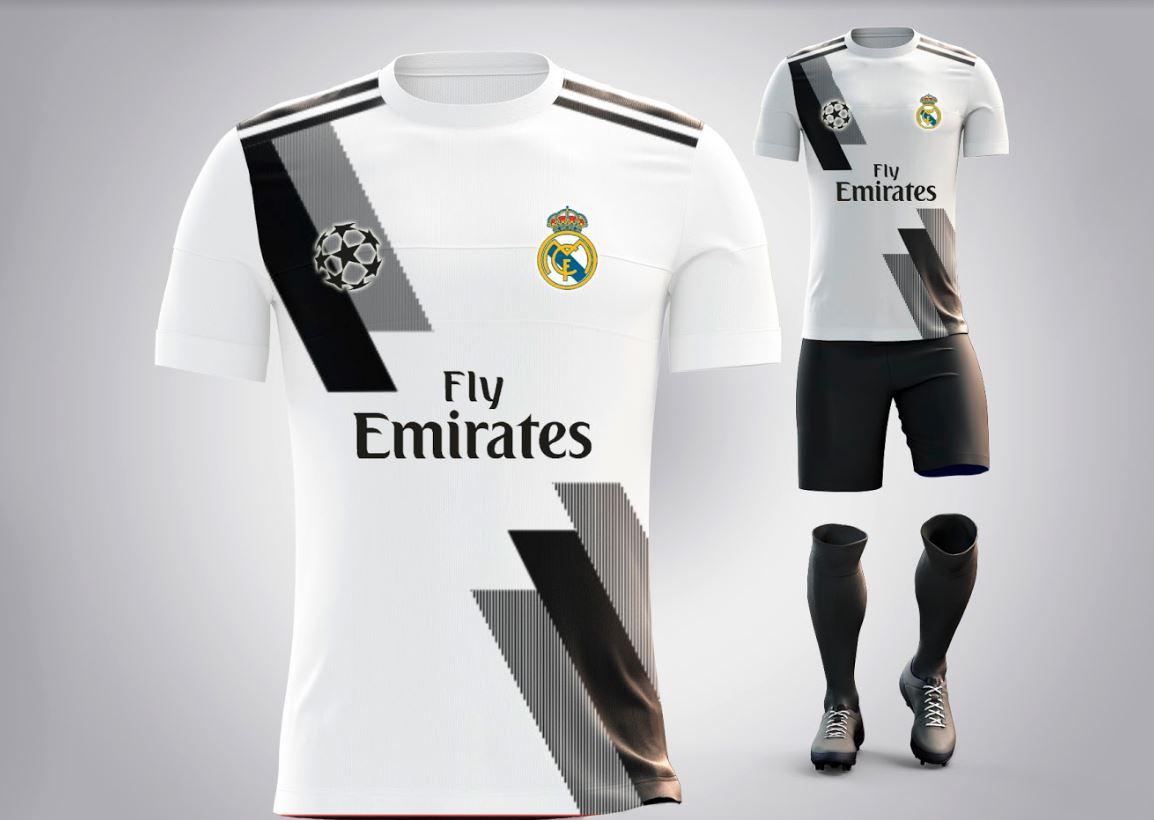 2019 City Siyah-Beyaz Halı Saha Forma